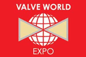 Logo Messe Valve World Expo