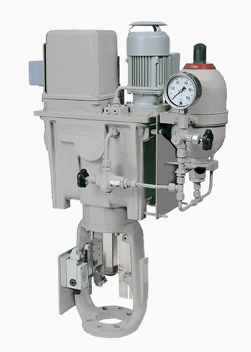 REINEKE manufactures control valves
